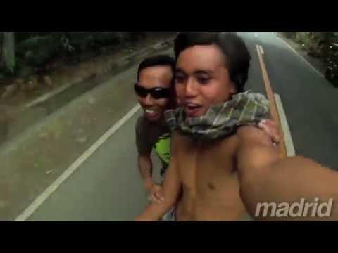 Madrid Downhill Philippines Tour 2011