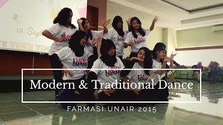 Download Lagu Modern and Traditional Dance by DECADRYL 2015 Gratis STAFABAND