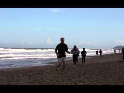 Springwell Running Club - ParkRun Portrush - Nov 2012