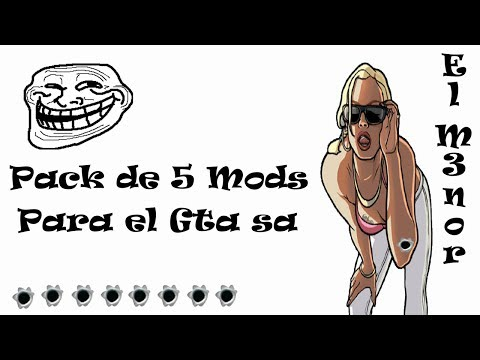 Descargar Pack de cleo mods para [Gta sa] Links en [Mega] [Mediafire] [4shared]