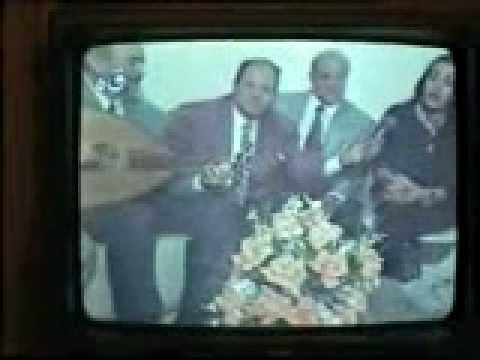 لقاء لسميه الخشاب في منتصف التسعينات محمد ابو علاء
