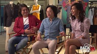 Kevin Kwan, Jimmy O. Yang & Gemma Chan Talk CRAZY RICH ASIANS and Possible Sequel?!