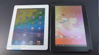 Apple iPad 3 vs Asus Transformer Prime