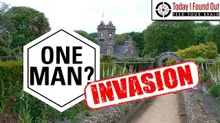 The One Man Invasion of Sark