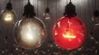 CNEX Documentary Channel Ident - Swinging Bulbs