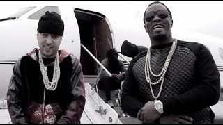 """French Montana """"Paranoid"""" Remix Ft. Rick Ross, Diddy, Lil Durk & Jadakiss (Official Music Video)"""