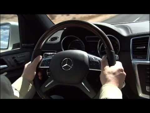 Mercedes 2012 ML250 4MATIC BlueTEC Road Trailer
