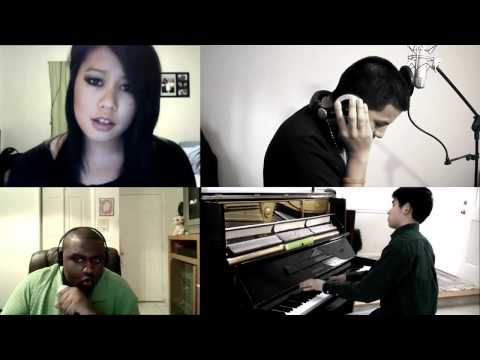 Eminem ft. Rihanna - Love The Way You Lie Part 2 (Collab Cover...