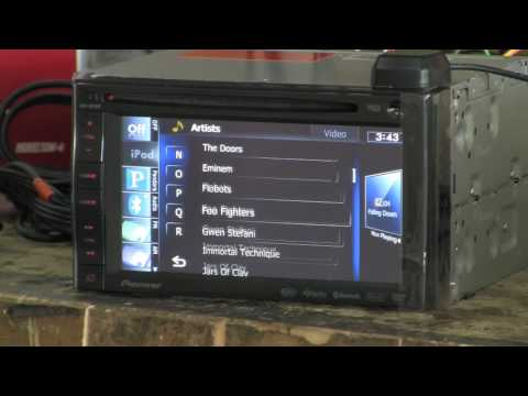 Pioneer Avic-X920BT Review
