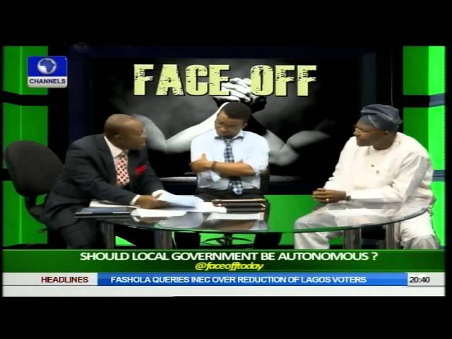 Face Off: Should Local Governments Be  Autonomous? Pt 3