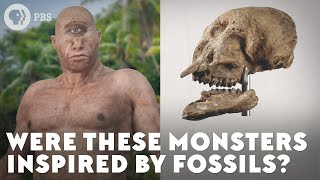 Were These Monsters Inspired by Fossils?