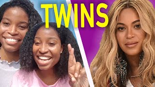 Twins Give Advice To Beyoncé's Twins