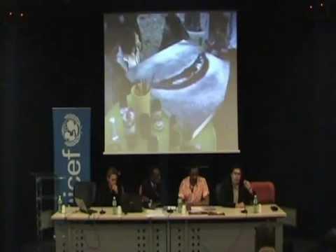 Conferenza UNICEF su UN SORRISO DALL'AFRICA