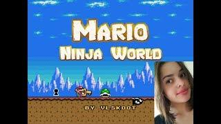SMW Ninja World [Sem Save State] - MUNDO ESPECIAL É SEMPRE TRISTE!