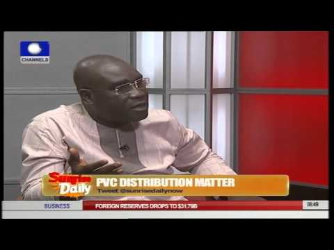 Nigeria Now 50 Percent Ready For 2015 Elections - Ikeji Pt.2