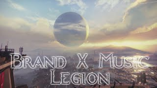 Brand X Music - Legion