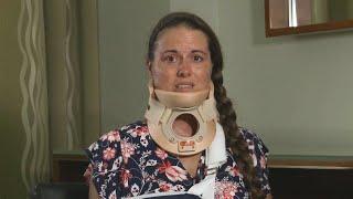 Mom Hurt in Florida Roller Coaster Derailment: 'I Knew Something Wasn