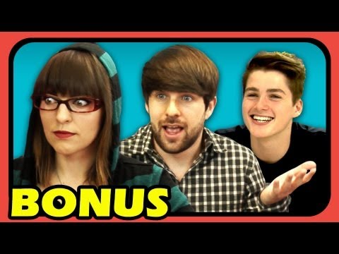 YOUTUBERS REACT BONUS #10! (Don't Hug Me I'm Scared)