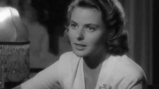 Ingrid Bergman - As Time Goes By