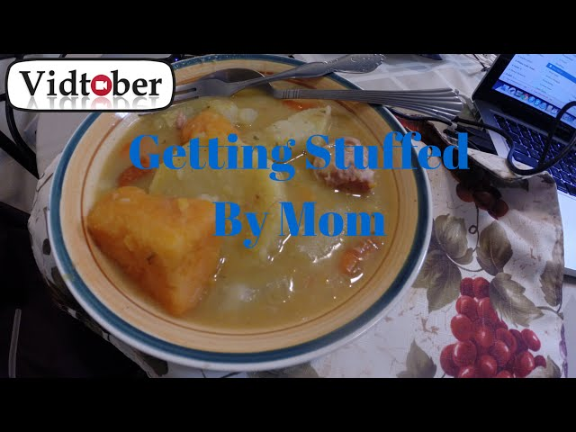 Video #11 of #Vidtober 11 October 2014. Getting Stuffed By Mom