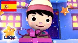 Canciones para Niños   Dulce Navidad   Canciones Infantiles   Little Baby Bum Júnior