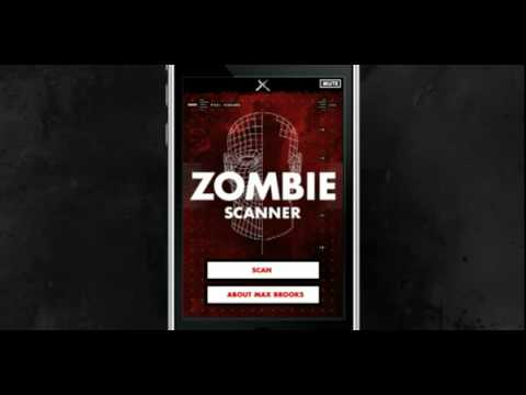 Zombie Survival Guide Scanner iPhone App