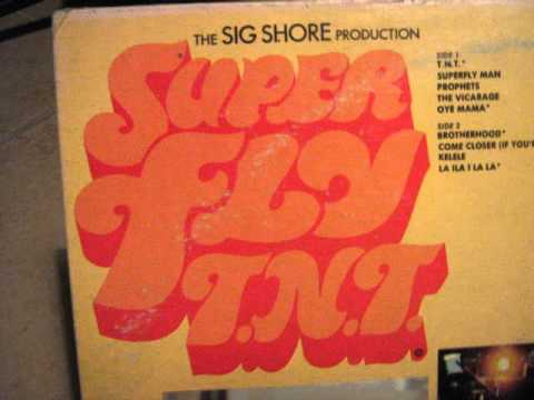 Osibisa - La Illa La La from Superfly TNT Soundtrack  (1973)