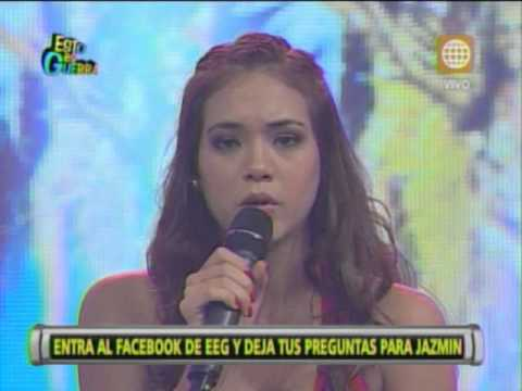 Esto es Guerra: Jazmín Pinedo: No tengo nada contra Michelle Soifer - 12/07/2013