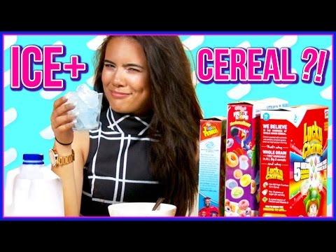 Ice Cube Cereal?! | Trend or End w/ C0OK1EMONSTER
