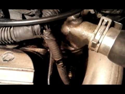 3.8 V6 common coolant leaks