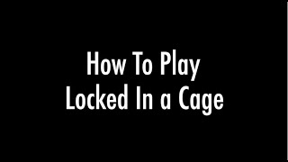 "Drum Tutorial for ""Locked In a Cage"" by Brick + Mortar"