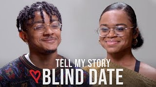 Teens Talk About Soulmates on a Blind Date | Tell My Story Blind Date