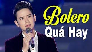 Mở Nhạc Này Cả Xóm Chạy Qua Nghe - LK Nhạc Vàng Trữ Tình Bolero Hay Nhất 2019 | Ca sĩ Nhật Duy