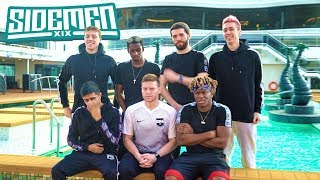 The SIDEMEN spent 2 DAYS on a CRUISE and this happened...