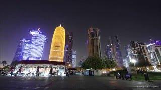 Mega Qatar Time Lapse by Samim Qazi