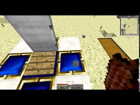 Doors Opening Open Double Doors in Minecraft