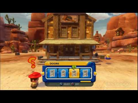 Toy Story 3 Toy Box Mode Toy Story 3 Toy Box Mode Demo