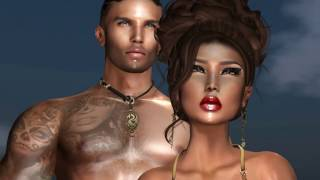 Strawberry Singh Second Life Vlogger Challenge  Jasonkiep Naxos