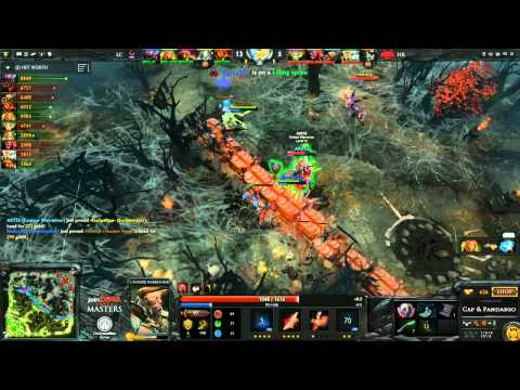 HellRaisers vs LC Game 3 - joinDOTA Masters Quarter Final - @DotaCapitalist @PandaegoDota
