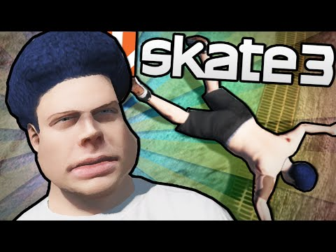Skate 3 | THE ULTIMATE SLIDE!!