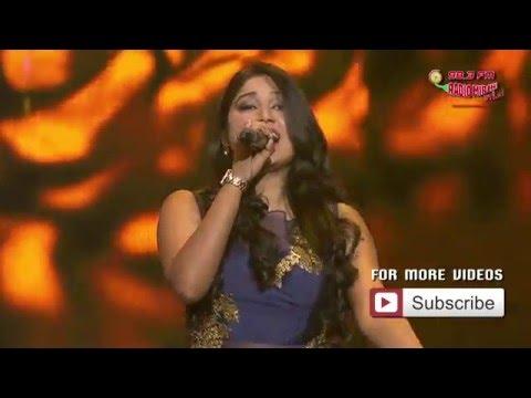 Gorgeous Antara Mitra At The Royal Stag Mirchi Music Awards | Radio Mirchi