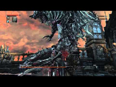 Bloodborne - 1er Boss (optionnel) Monstre Clérical