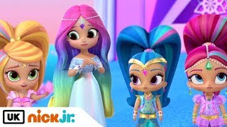 Shimmer and Shine | Sing Along: Waterfall | Nick Jr. UK