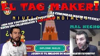 El TAG Super Experto por estrellita pa ti Super Mario Maker