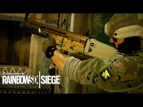 Rainbow Six Siege - Dust Line Teaser Trailer