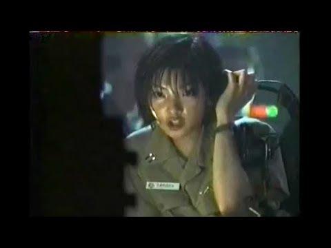 中島哲也監督|田中麗奈(Rena Tanaka)「潜水艦」秋田新幹線「こまち」篇(JR東日本 CM 15秒)映画クリムゾン・タイドのパロディ1998年