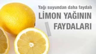 Limon Yağı Faydaları