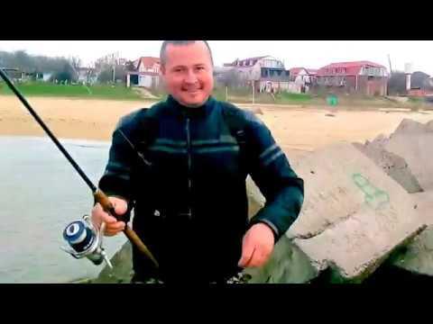 рыбалка в одессе в апреле