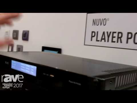 ISE 2017: Nuvo Features NV-P4300 Player