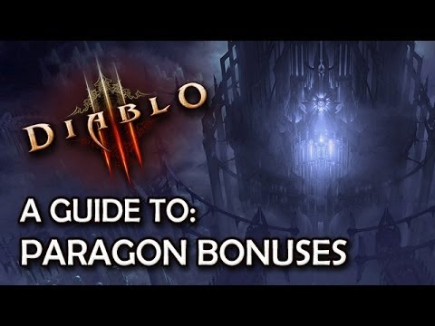 Diablo 3 2.0.1: A Guide to Selecting the Correct Paragon Point Bonuses